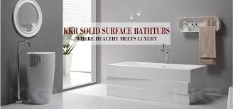 Bathroom Fixture Manufacturers by China Bathroom Vanities Manufacturers Design Solid Surface Bath