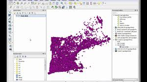 qgis tutorial harvard how to use r within qgis youtube