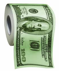 omg 100 dollar money funny toilet paper u2013 stupid gifts