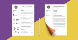 resume template free 15 free resume templates for microsoft word