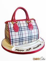 cake purse burberry purse cake cmny cakes
