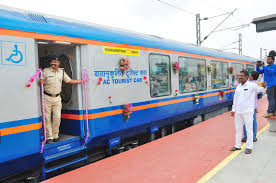 luxury trains of india vistadome coach the new indian express