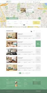 real estate listing template citilights real estate psd template by noothemepsd themeforest
