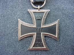 gallery item wwi german iron cross 2nd class 1914 carl