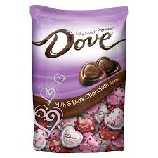 dove chocolate hearts dove promises s heart variety milk chocolate candy