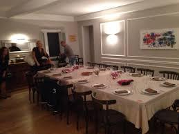 ristoro la dispensa il nostro tavolo in una sala riervata foto di ristoro la