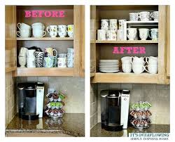 organizing kitchen cabinets your and drawers pinterest ideas image