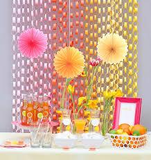 hanging paper fans 30pcs 25 30cm tissue paper fans party decorations handmade