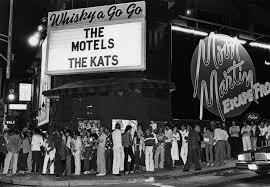 how hollywood u0027s whisky a go go was saved by punk rock and new wave