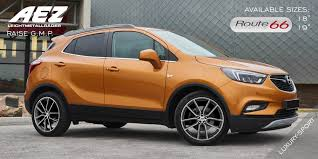 opel orange opel route 66 alloy wheels
