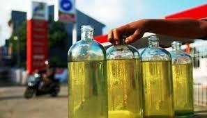 Minyak Tanah Per Liter non subsidi ikut naik