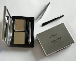 l oreal brow artist genius kit review on john it s only makeup