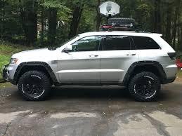 jdm jeep 2013 jeep grand cherokee wk2 2 5 u0027 u0027 rocky road lift 275 65