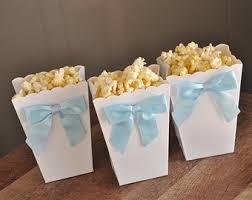 popcorn wedding favors popcorn favors etsy