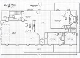open floor plan ranch style homes open floor plan craftsman style home plans ranch house metal homes