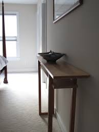 Narrow Console Table Vanity Table Narrow Console Table Sofa Table Narrow Side