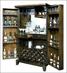 liquor cabinet with lock and key liquor storage cabinet mailgapp me