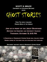 halloween scariest stories the dead come alive ghost stories at the rose hill jesuit
