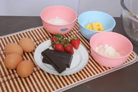 cara membuat brownies kukus simple resep membuat brownies kukus lengkap gambar