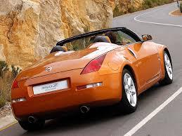 orange nissan 350z nissan 350z roadster specs 2005 2006 2007 autoevolution