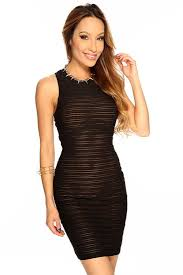 bodycon dresses womens dresses dresses black sleeveless cocktail bodycon