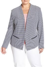 sejour jetsetter ottoman knit jacket plus size nordstrom rack