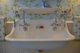 Flat Paint For Bathroom Trough Sink Bathroom