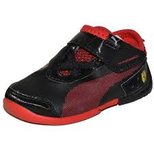 Puma Ferrari Future Cat Super Lt Toddler Kids Boys Shoes Sneaker