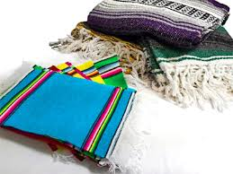 Serape Table Runner Mexican Party Supplies At Amols U0027 Fiesta Party Supplies