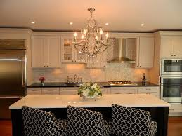 chandeliers for kitchen islands contemporary kitchens from lugbill designs designers portfolio