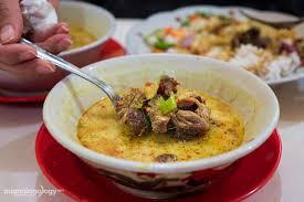jakarta cuisine best soto betawi in jakarta eastern recipes jakarta