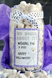 halloween gift ideas in a jar muddy buddies recipe u2013 fun squared