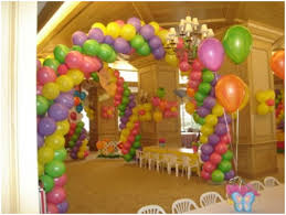 balloons for him fathers day decoration ideas