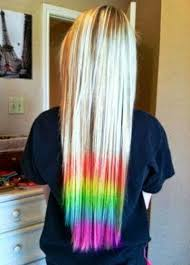 rainbow color hair ideas 40 beautiful colorful hairstyles ideas for women fashionwtf