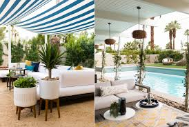palm springs vacation house by home decor retailer west elm