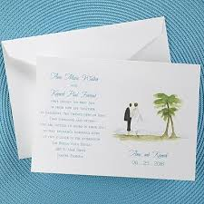 wedding invitations island wedding stuff island wedding invitation the office gal