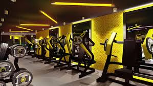 Commercial Gym Design Ideas Rooms Like These Can Help The Customers Feel Pumped With Bright