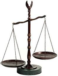 amazon com bronzed lawyer scales of justice with eagle