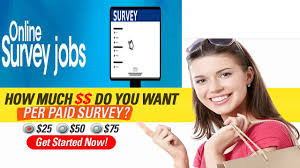 Money Making Online Surveys - how to make money online 100 per day simple online survey jobs