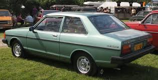 nissan sunny old model modified file datsun sunny 140y rear left jpg wikimedia commons