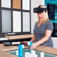 magnet u0027s sutton showroom offers virtual reality kitchen design