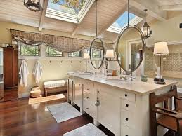 custom hanging mirrors that make your bathroom pop the within