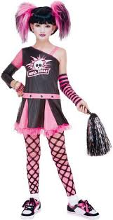 gothic halloween costumes gothic cheerleader girls costumes kids halloween costumes