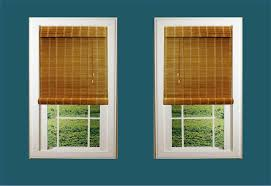 Bamboo Window Blinds Bamboo Window Blinds By Nutmeg Simple Weave Bamboo Roll Up Shade