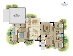 Design Tech Homes by The Valencia U2013 1400 Plus Sq Ft Custom Home Plans Design Tech Homes