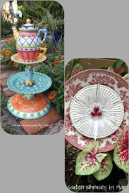 Garden Whimsies Yard Art Garden Whimsies By Mary Blog Whimsical Art For Home And Garden