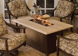 Rectangle Fire Pit - california patio outdoor fire pits u0026 fire tables