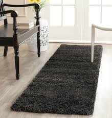 8 X 6 Rug Dark Grey Shag Milan Shag Collection Safavieh Com
