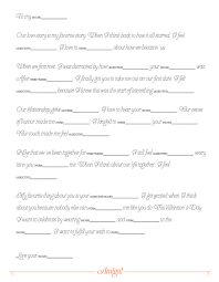 valentines day writing paper valentine s day mad libs amiga valentine s day mad libs