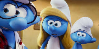 review smurfs lost village smurftasticly sexist failure